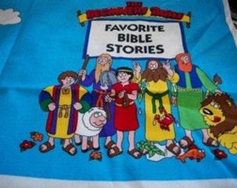 The Beginner's Bible Fabric Panels