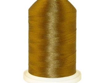 Designer Green - Embroidery Thread - Polyseda Iris - Polyester Embroidery Thread - 5500 Yards Spool