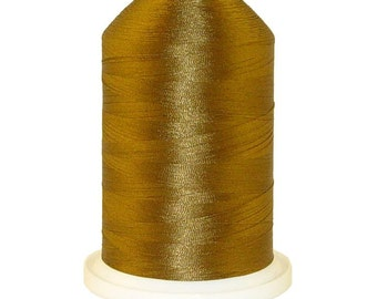 Designer Green - Embroidery Thread - Polyseda Iris - Polyester Embroidery Thread - 5500 Yards Spool