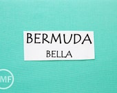 One Yard Bermuda Bella Cotton Solid Fabric from Moda, 9900 269