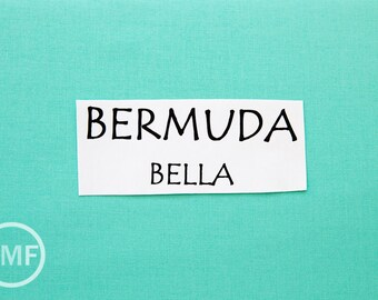 One Yard Bermuda Bella Cotton Solid Fabric from Moda, 9900 269