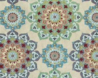 Auro Collection Fabric Upholstery Fabric - Embodies Textures - Durable - Heavy weight -Beautiful Coordinate - Color: Harmony - per yard