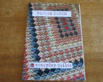 sb 'Square Dance' quilt pattern