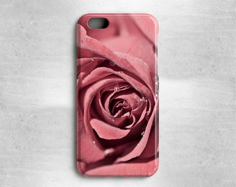 Rose iPhone Case Stocking Stuffer for iPhone 7, iPhone 7 Plus, iPhone 6S, iPhone 6, iPhone 5s, iPhone 5c, iPhone 5, iPhone 4s & more