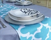 Table Runner , Available In Different Fabric and Length, Dinner Napkins, Table Napkins,Wedding Table Topper, Table Cover
