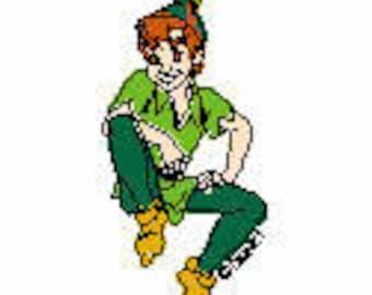 Disney CUSTOM Peter Pan Fish Extender