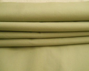 Vintage Laura Ashley Inc. Sage Green Fabric Sewing And Craft Supplies