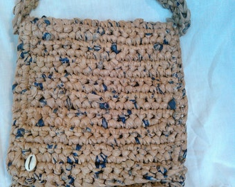 Plarn Lunch Bag
