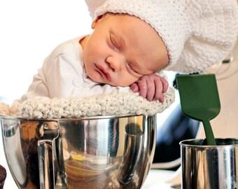 Baby Chef Hat