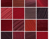 "9 Packs (Shades of Red) 450 Strips. Culture Pop Premium Solid Color Quilling Paper Strips. 17"" Long. 1/8 1/4 1/2 inches 3 6 mm"