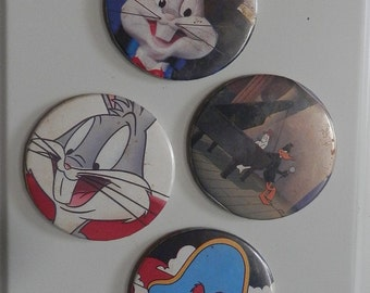 Loony Toons Magnet Set