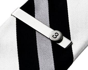 Number tie bars