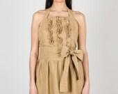 Mallory Linen Dress