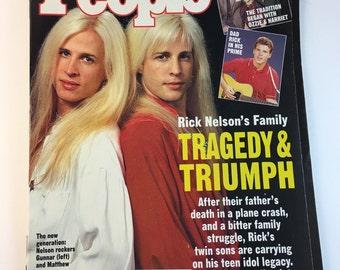 Weekly People Magazine / 1991