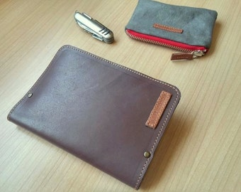 Passport leather cover/ Gift for him / Gift for her/ Travel accessories