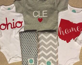 Ohio Pride Gift Set