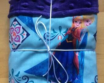 Frozen baby blanket