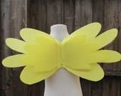 Fluttershy wings -brony wings - Fluttershy felt wings - My Little Pony Felt wings - Fluttershy Costume