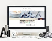 Premade Website and Blog Template- Photographer - WIX
