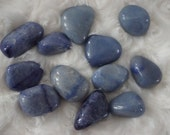 Blue Aventurine Tumbled Medium Crystals Stones (CRYT-BAV-M)