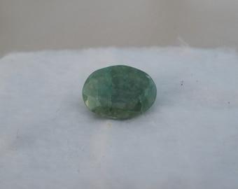 Emerald Oval loose natural gem 16 x 12mm