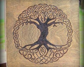 Tree of Life Spell Box