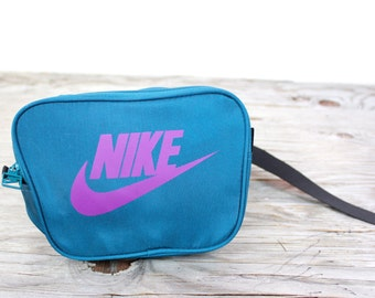 Vintage Retro Neon Nike Fanny Pack