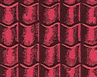 """Dolls House Miniature Red Roof Tiles 22"""" x 30"""""""