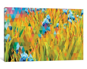 iCanvas Consciousness Gallery Wrapped Canvas Art Print by Natasha Westcoat