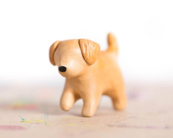 Golden Retriever Puppy Cute Animals