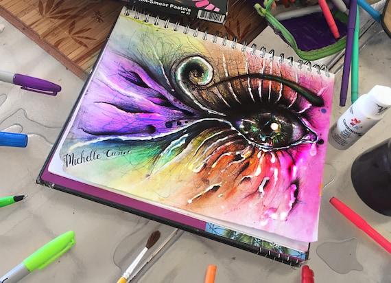 Eye am hurting - 8x10 print