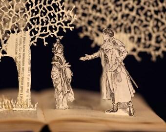 Pride and Prejudice Jane Austen Mr Darcy greeting Birthday card