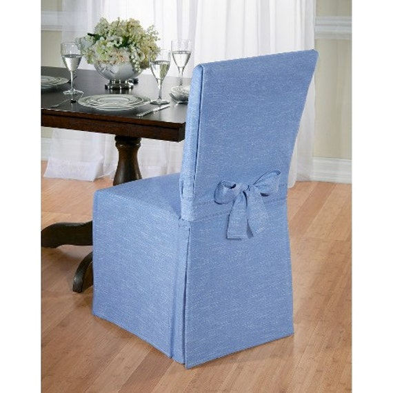 Canvas dining chair covers aliexpress buy top sale for Canvas dining room