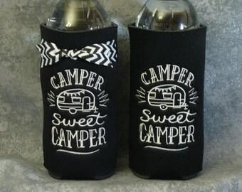Water Bottle, Beverage Holder, Camping, Bottle Cozy