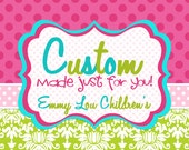 Custom Listing for Lauren Lindley