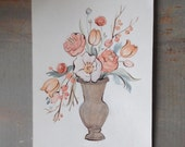 ORIGINAL - Flower Urn