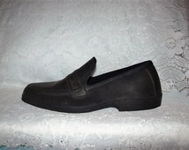 Vintage Rubber Shoe Guards Galoshes Overshoes by Totes Unisex Large Only 5 USD