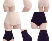 Amazing Sexy Womens High Waist Tummy Control Body Shaper Briefs Slimming Control Panties