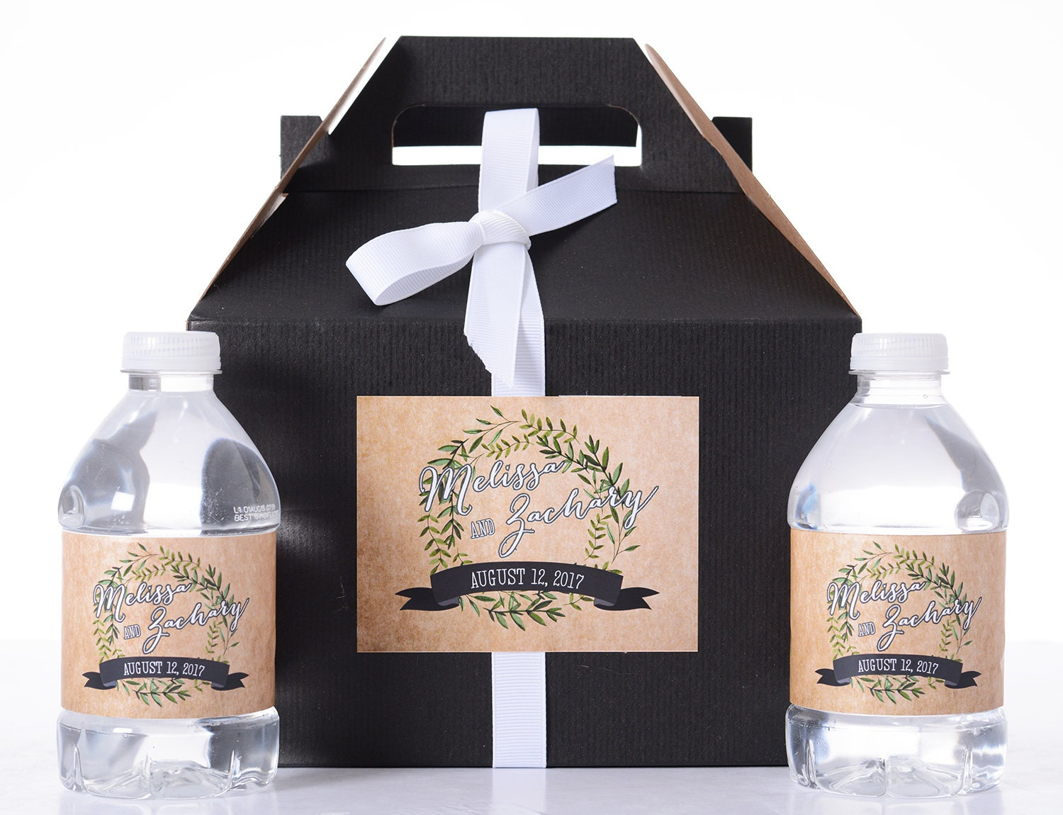 Wedding Gift Box For Guests : Wedding Guest Boxes 25 Wedding Favor Box / Welcome Box