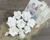 Prima Marketing French Riviera Flower Embellishement - Marseille In Stock Ready To Ship