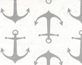 Anchor Pillow Cover - Nautical