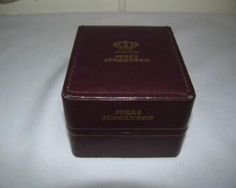 Jules Jurgensen watch box