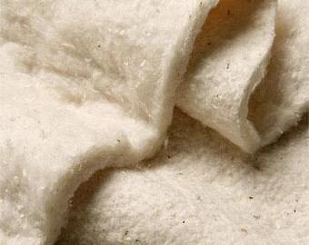 ORGANIC: duvet with natural filling _ wool, cotton or hemp