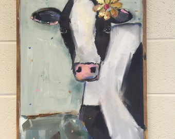 Dont have a cow painting
