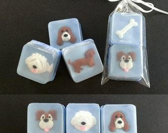 Puppy Soap Favors, 10 sets