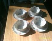 Haviland Finger Bowls and Saucers