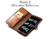 Nexus 6 Leather Phone Wal...