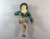 Scarecrow Wizard of Oz  Christmas Ornament Hallmark Keepsake Collection