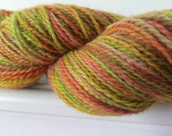 "Exmoor BFL Alpaca Yarn 100g 360m ""One More For The Season"""
