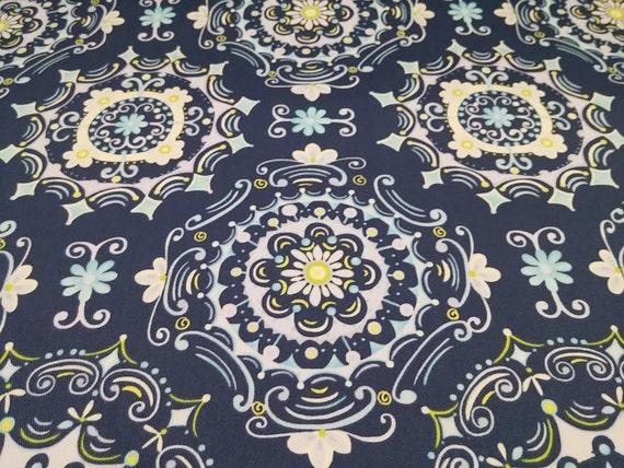 Sale dena designs tea garden cotton sateen home dec for Dena designs tea garden